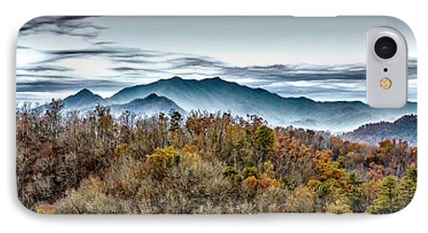 IPhone Case featuring the photograph Mountains 2 by Walt Foegelle