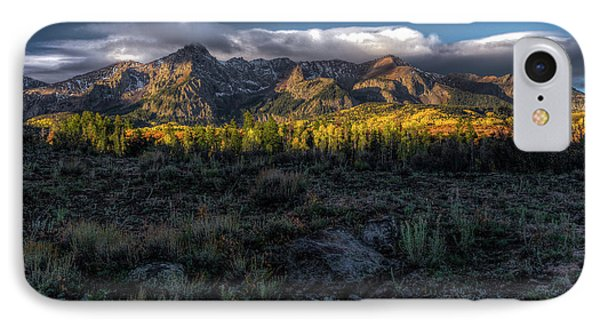 Mountains At Sunrise - 0381 IPhone Case