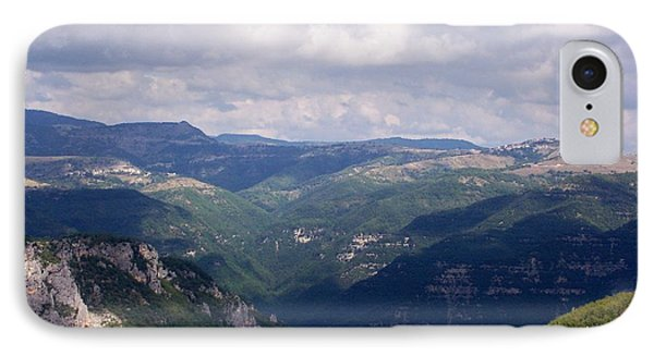 IPhone Case featuring the photograph Mountains Of Central Italy by Judy Kirouac