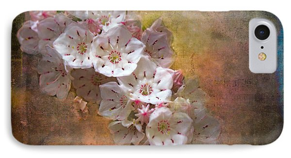 Mountain Laurel IPhone Case by Bellesouth Studio
