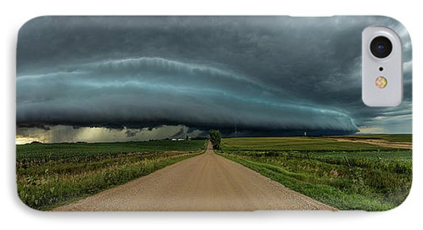 IPhone Case featuring the photograph Mouth Of The Beast  by Aaron Groen