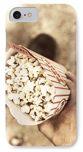 Movie Nostalgia IPhone Case by Jorgo Photography - Wall Art Gallery
