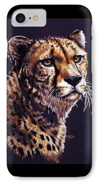 Movin On IPhone Case by Barbara Keith