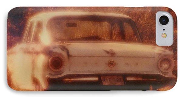 Mprints-oldie But Goodie IPhone Case by M Stuart
