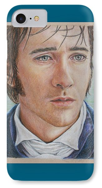 Mr. Darcy IPhone Case