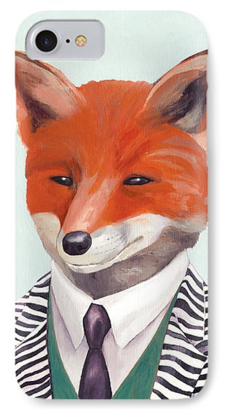 Mr Fox IPhone Case