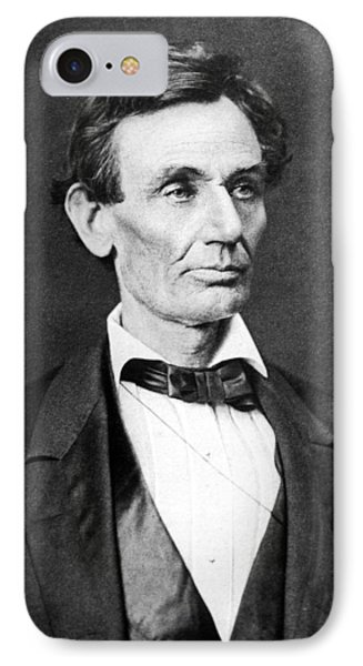 Abraham Lincoln iPhone 7 Case - Mr. Lincoln by War Is Hell Store