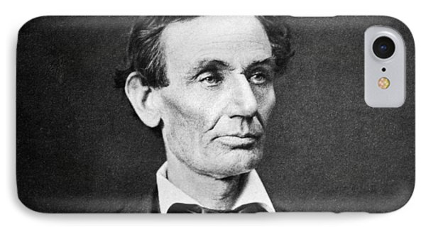 Mr. Lincoln IPhone Case