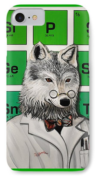 Mr.tulamordue IPhone Case