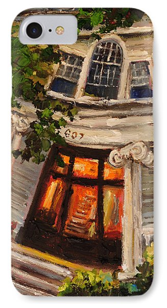 Ms Felkers Home IPhone Case by Carole Foret