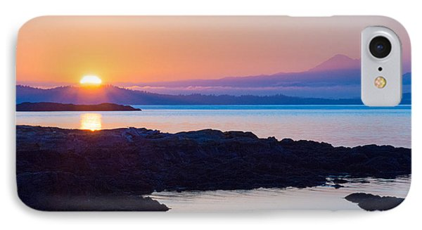 Mt. Baker Sunrise IPhone Case by Keith Boone