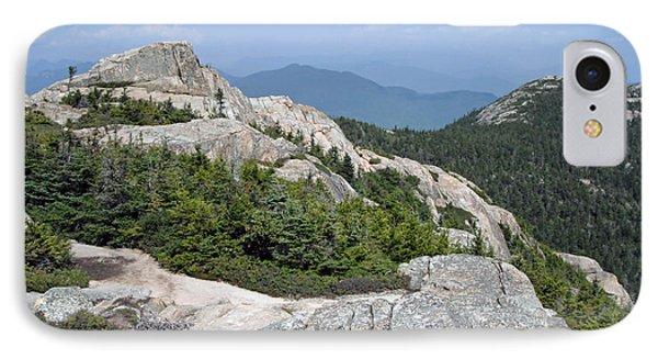 Mt Chocorua New Hampshire IPhone Case by Steve  Gass
