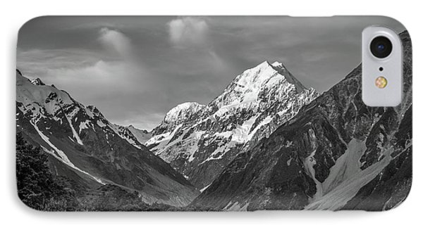 Mt Cook Wilderness IPhone Case by Racheal Christian