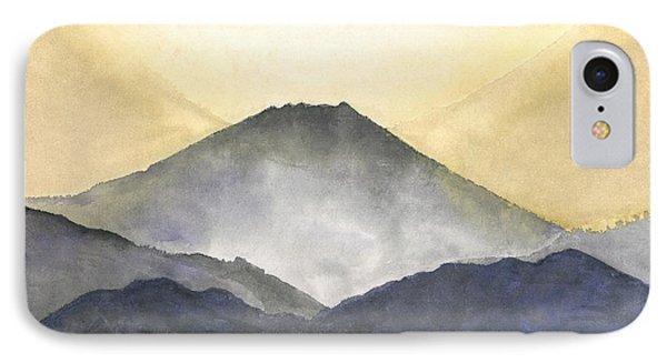 Mt. Fuji At Sunrise IPhone Case