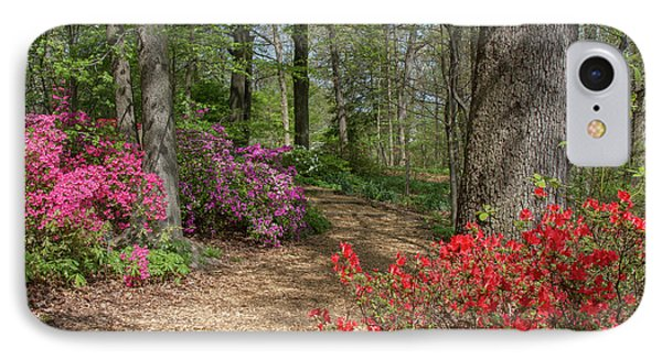 IPhone Case featuring the photograph Mt Hamilton Azaleas 4 by Chris Scroggins