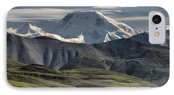 IPhone 7 Case featuring the photograph Mt. Mather by Gary Lengyel