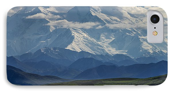 IPhone 7 Case featuring the photograph Denali by Gary Lengyel