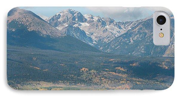 Mt. Powell - Gore Range IPhone Case by Aaron Spong