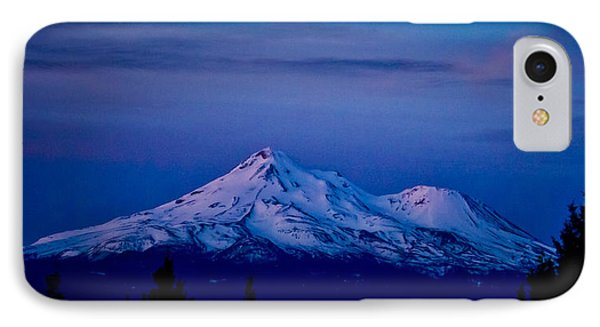 Mt Shasta At Sunrise IPhone Case by Albert Seger
