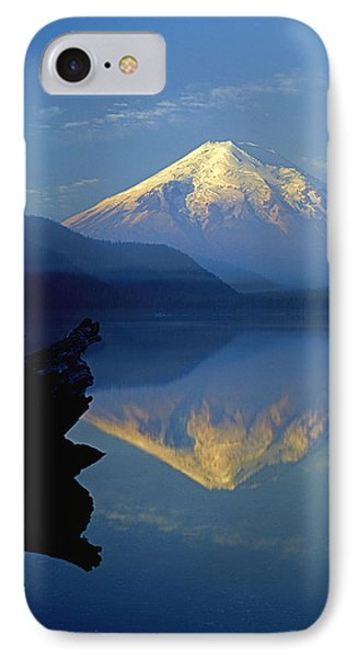 1m4907-v-mt. St. Helens Reflect V  IPhone Case