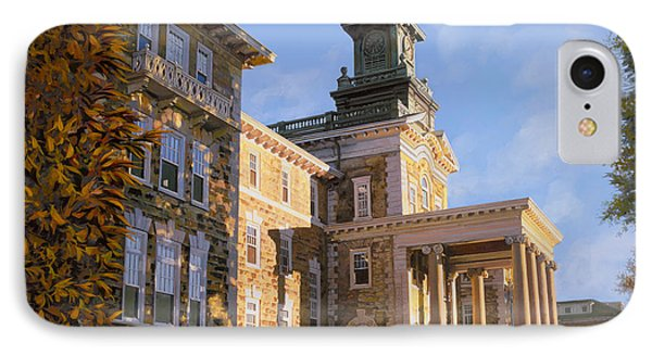 Mt St.mary Academy Phone Case by Guido Borelli