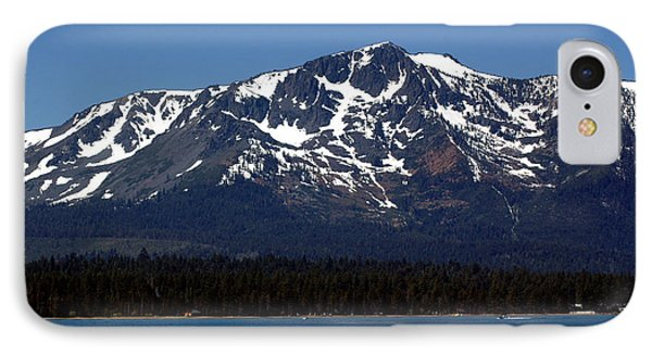 Mt Tallac IPhone Case by LeeAnn McLaneGoetz McLaneGoetzStudioLLCcom
