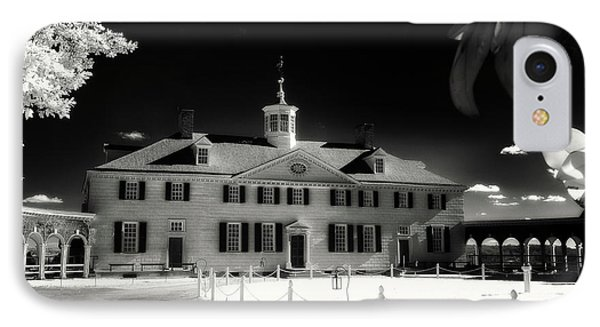 Mt Vernon IPhone Case by Paul Seymour