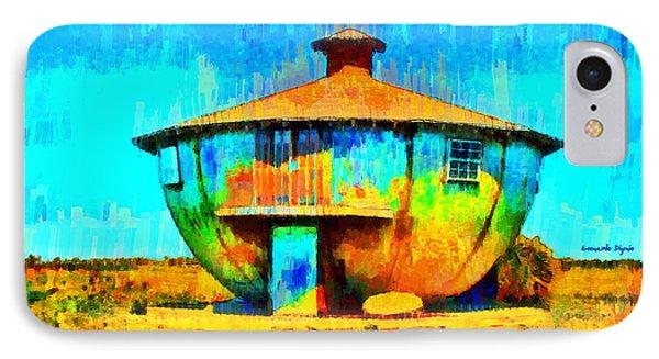 Mug House - Pa IPhone Case by Leonardo Digenio