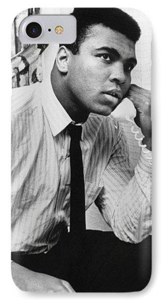 Muhammad Ali (1942- ) Phone Case by Granger