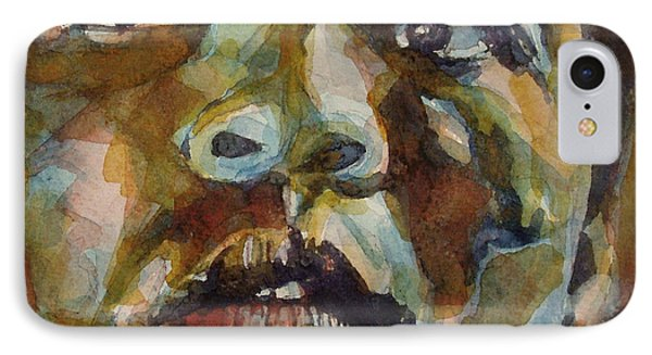 Muhammad Ali   IPhone Case by Paul Lovering