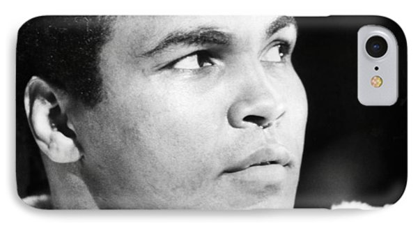 Muhammed Ali (b. 1942) Phone Case by Granger
