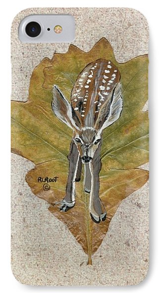 Mule Dear Fawn IPhone Case by Ralph Root
