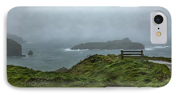 IPhone Case featuring the photograph Mullion Cove by Brian Roscorla