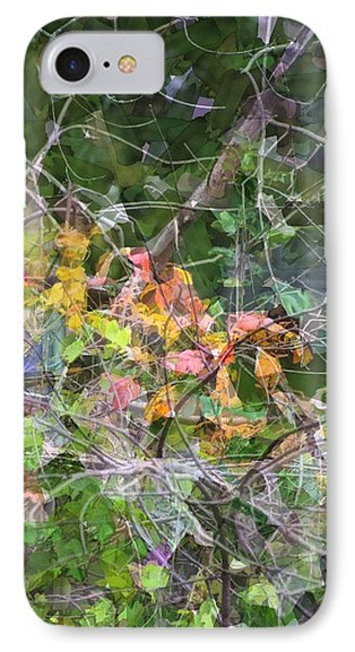 IPhone Case featuring the photograph Multi-color Mosaic by Ellen Barron O'Reilly