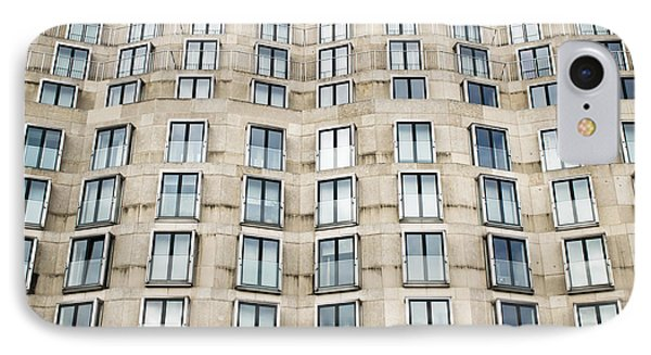 Multi-storey Building IPhone Case