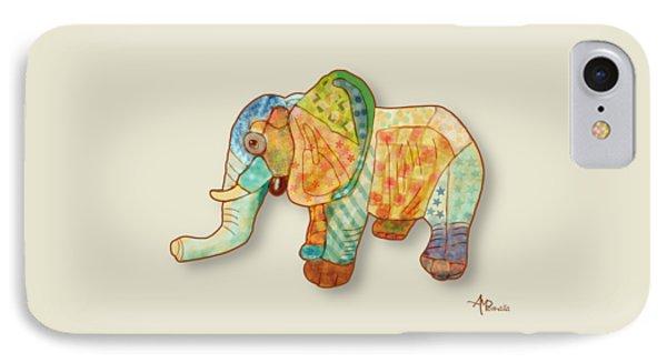 Multicolor Elephant IPhone Case