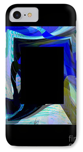 Multidimension IPhone Case by Thibault Toussaint