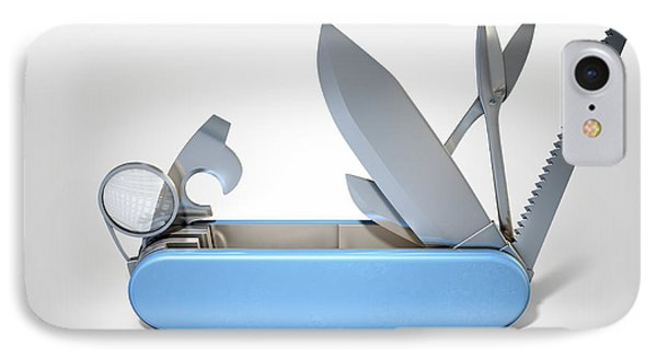 Multipurpose Penknife IPhone Case