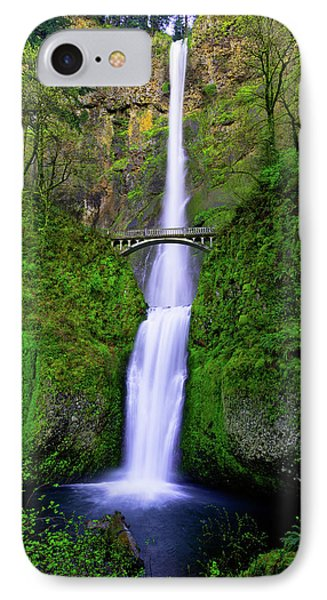 Multnomah Dream IPhone Case by Chad Dutson