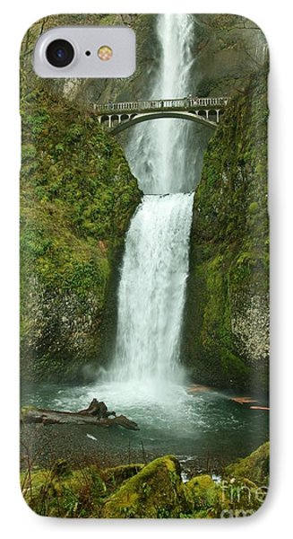 Multnomah Falls IPhone Case