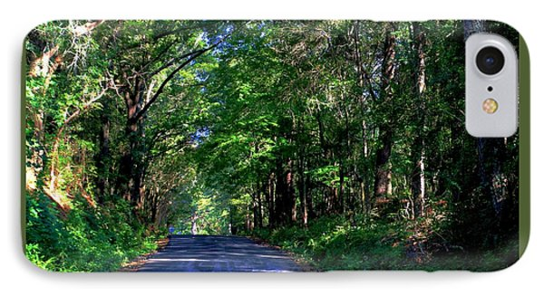 IPhone Case featuring the photograph Murphy Mill Road - 2 by Jerry Battle