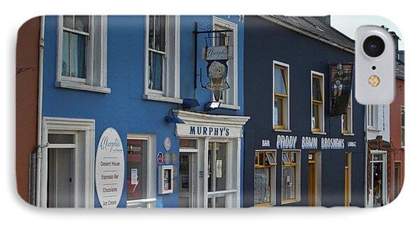 Murphys Ice Cream Dingle Ireland Phone Case by Teresa Mucha
