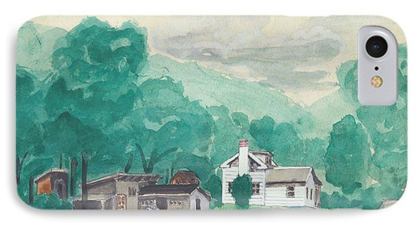 Murray Hollow Farm IPhone Case