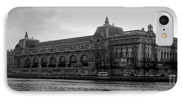 Musee D'orsay IPhone Case by Carol Groenen
