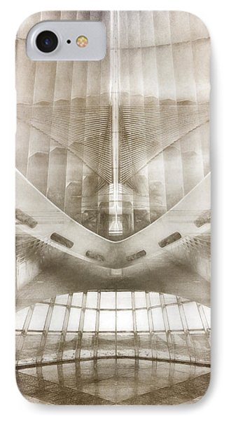 Museum Inside Out IPhone Case by Scott Norris