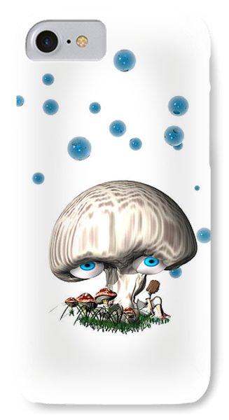 Mushroom Dreams Phone Case by Carol and Mike Werner