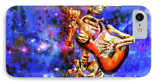 Music In The Air IPhone Case by Jeff Gettis