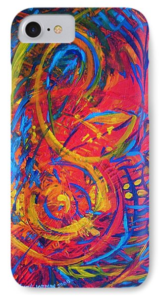 Music IPhone Case by Jeanette Jarmon