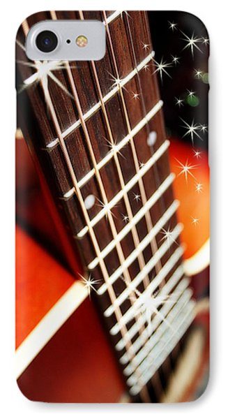 Music Magic  IPhone Case by Cathy  Beharriell