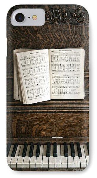 Music Phone Case by Margie Hurwich